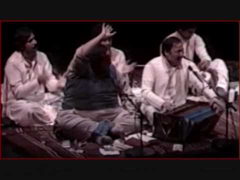 Ustad Nusrat Fateh Ali Khan - Mast Nazron Se Allah Bachaye