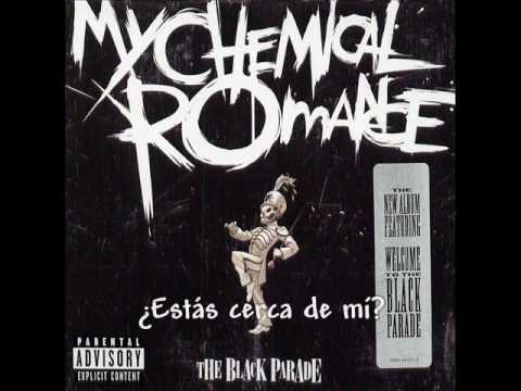 my chemical romance helena letra traducida: