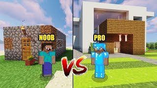 MINECRAFT - NOOB VS PRO (parte 18)