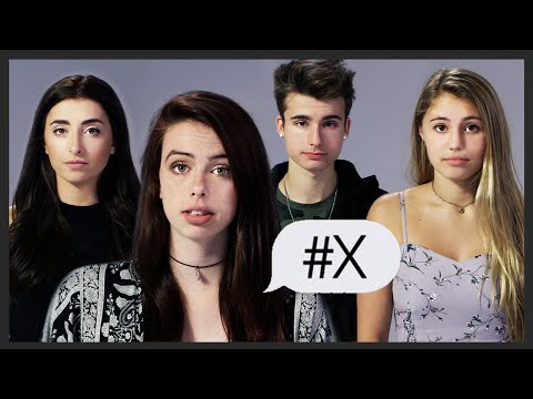 Youtubers Stand Up to Texting and Driving - #X