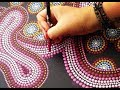 How To Make Dots Mix Paint And Prepare Brushes For The Perfect Dot Painting mp3