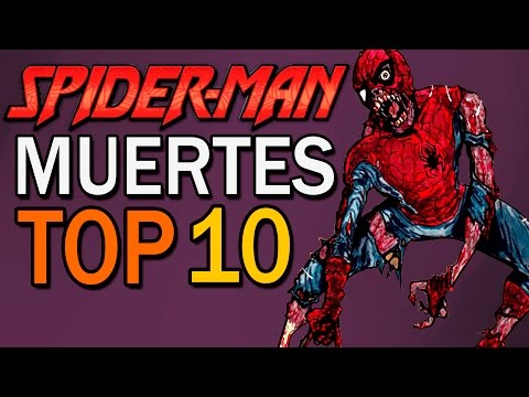 Top 10 Muertes Mas Brutales De Spiderman