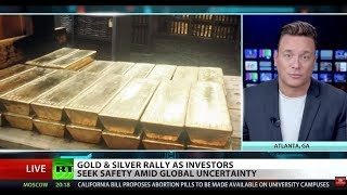 Gov'ts eye gold, silver after Saudi oil field attack – Ben Swann