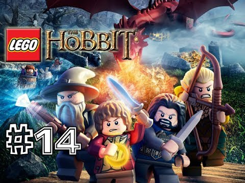 LEGO THE HOBBIT VIDEOGAME - PART 14 (GAMEPLAY WALKTHROUGH) (HD)
