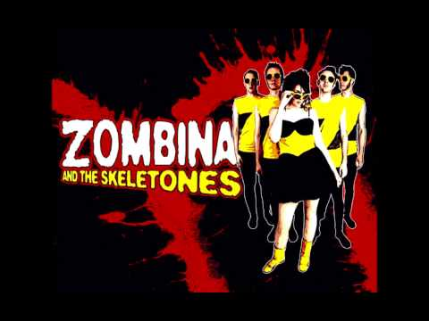 Zombina And The Skeletones - Where Is My Mind? (The Pixies Cover)