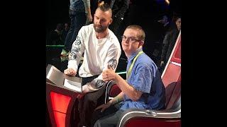 VIDEO: Jacob Zachmann meets Adam Levine