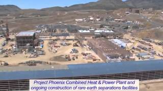 Rare Earth Metal Investments News - Molycorp Phoenix Project