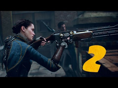 THE ORDER: 1886 - INVENTOS DEL FUTURO #2 | Willyrex