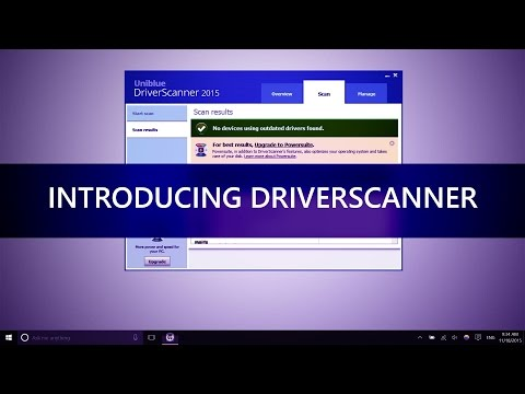DriverScanner 2016 Review