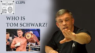 Teddy Atlas on Tyson Fury Opponent: Who Is Tom Schwarz? | CLIP