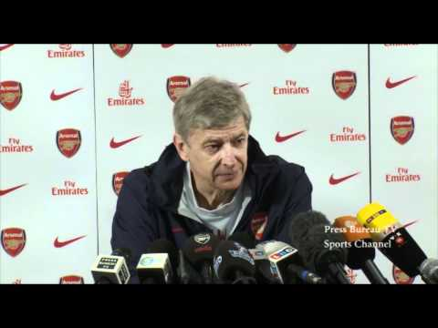 Arsenal vs Newcastle - Pre Match Press Conference