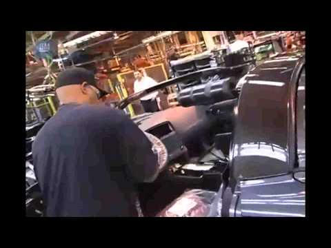 General Motors Bowling Green Corvette Assembly Plant