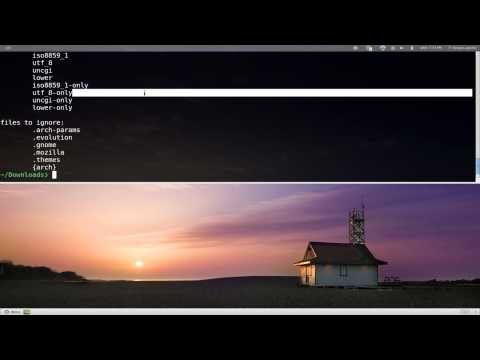 0 Detox   Cleanup Filenames   Linux CLI