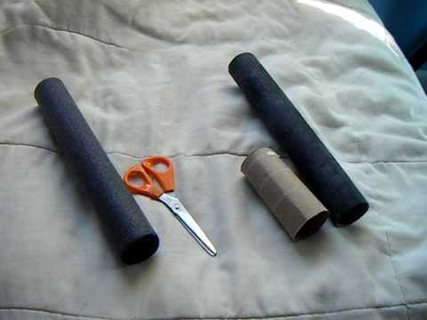 How to make a cheap airsoft silencer(tutorial)