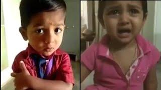 VIRAL : Kids Atrocities | Viral Video | Little talks