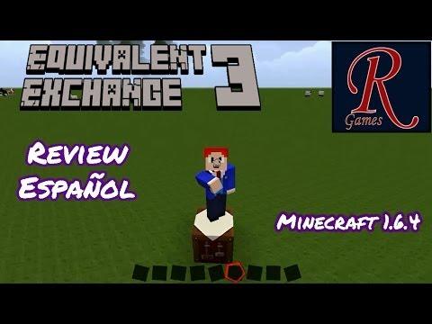 Equivalent Exchange 3 | Tutorial | Minecraft 1.6.4 | +descargas | Español