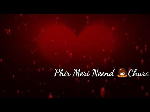 Romantic Song   Chupke Se Koi Aayega Song   Whatsapp Status Lyrics Video