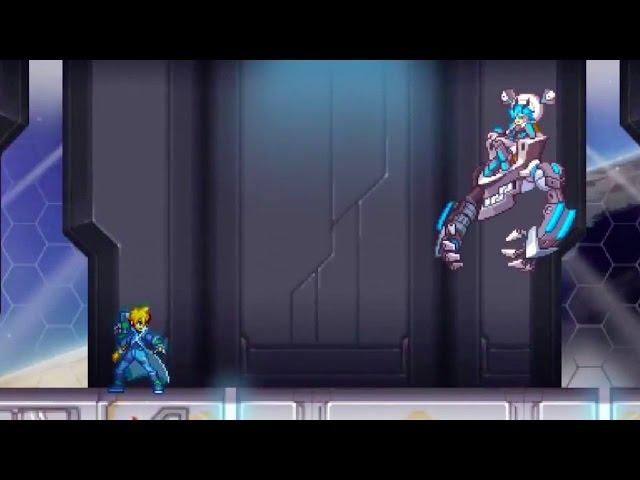 Azure Striker: Gunvolt Version 1.2 Trailer