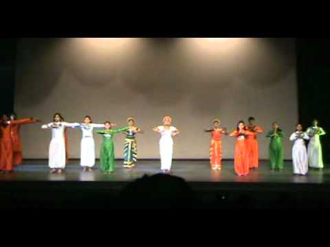 Performance on Vande Mataram