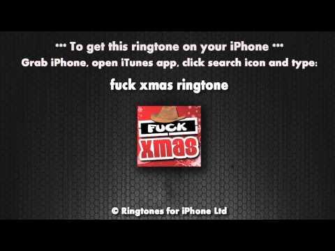 F**k Xmas (funny Comedy Ringtone) video