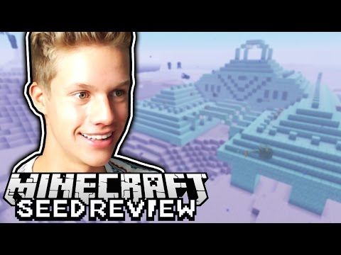 GEILER 1.8 PRE RELEASE SEED!   Minecraft Seeds   ConCrafter