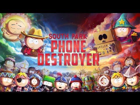 South Park Phone Destroyer Review (Prezentare joc pe Apple iPhone 8 Plus/ Joc iOS, Android)