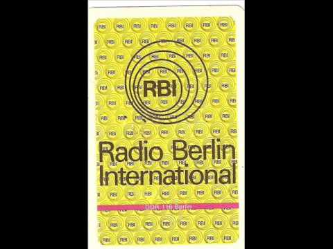 Radio Berlin International - East Germany