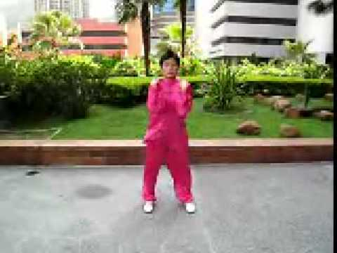Qi Gong: Calentamiento de las  articulaciones ( Joints warm-up Exercise 關節熱身運動 )