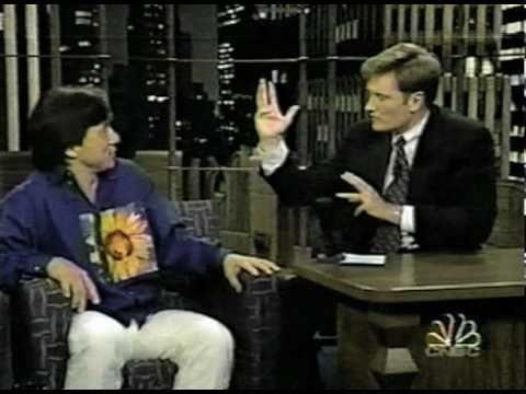 Televisión - Entrevista graciosa a  Jackie Chan