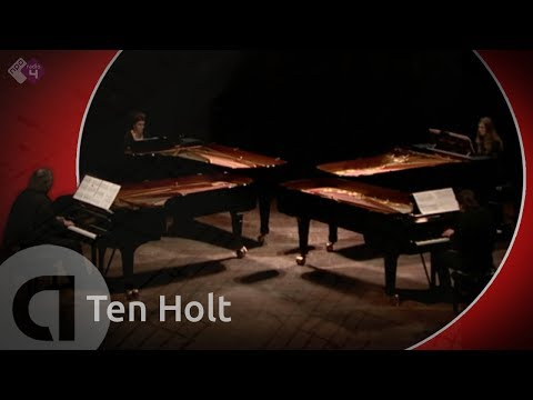 Ten Holt: Canto Ostinato - Complete - Live [HD]