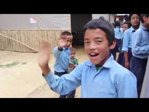 Go Inside: Where Nepal's Children are Going to School, Post-Quake