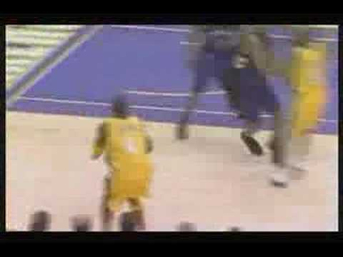 Kobe Bryant 48 points vs Raptors 2004-05 *Preview of 81 pts*