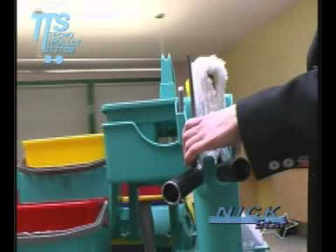 Tts Reinigungswagen Nick Nick Star Reinigungswagen