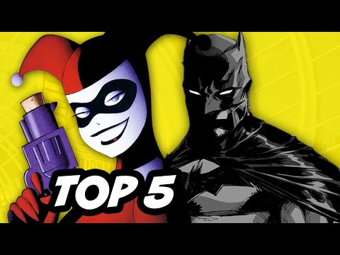 Gotham Episode 4 - TOP 5 Batman Easter Eggs