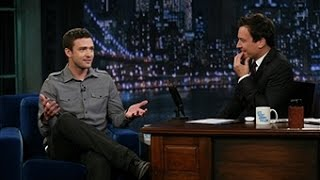 Download Lagu Justin Timberlake Interview Jimmy Fallon 2011 HQ Gratis STAFABAND
