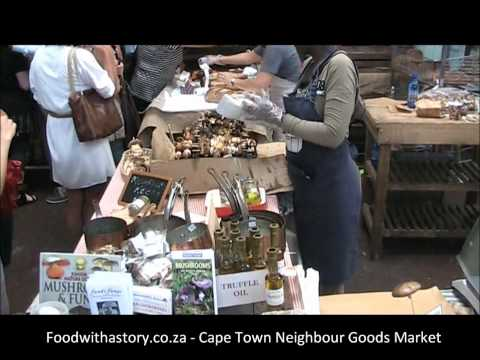 Cape Town Neighbour Goods Market