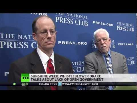 NSA Whistleblower Shines Light on Government Secrecy