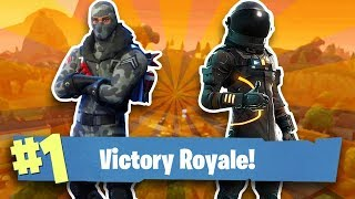 FIRST DUOS WINS - Fortnite Battle Royale