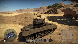 War Thunder realastic battle 5 kills