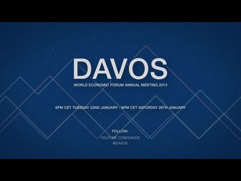 World Economic Forum - Annual Meeting 2013 - Davos, Switzterland