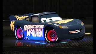 Cars 3: Driven to Win - Fabulous Lightning McQueen [Rookie Takedown Cup] - Part 11