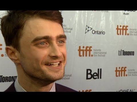 Daniel Radcliffe Talks About Gay Sex Scene video