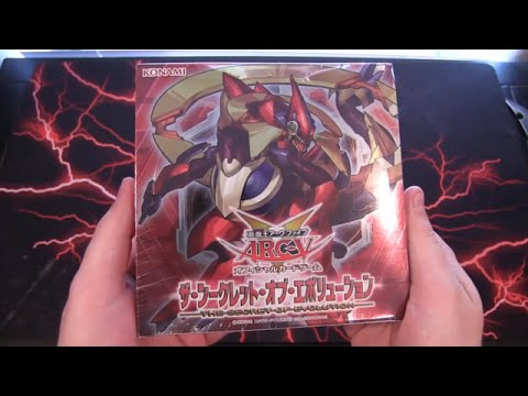 Yugioh The Secret Of Evolution Ocg Box Opening - New Crystal Beasts & Infernoids video