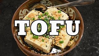 Simple Delicous Steamed Tofu