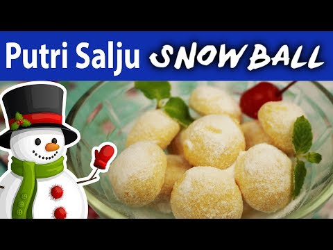Resep: cara membuat kue kering putri salju   kue kering lebaran terbaru