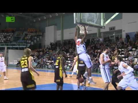 Highlights - Basketbal Extraliga, Edymax SPU Nitra - BK Inter Incheba Bratislava