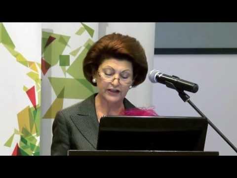 """Androulla Vassiliou. Sveikinimo kalba konferencijoje """"Lyderystė švietime"""