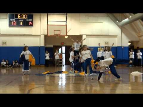 Community Day School Faculty vs Student Basketball Game