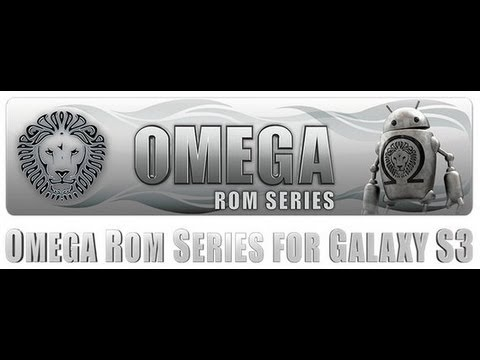 Omega Jelly Bean 4.1.1 Galaxy S3 review