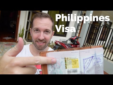 Expat living in the Philippines - Visa extension, Retirement Visas, and a big announcement.